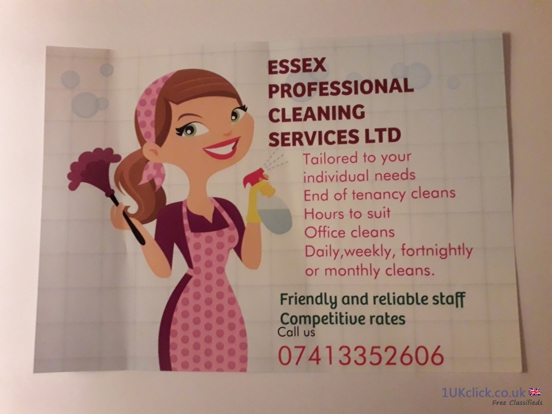 Essex Professional Cleaning Services LTD