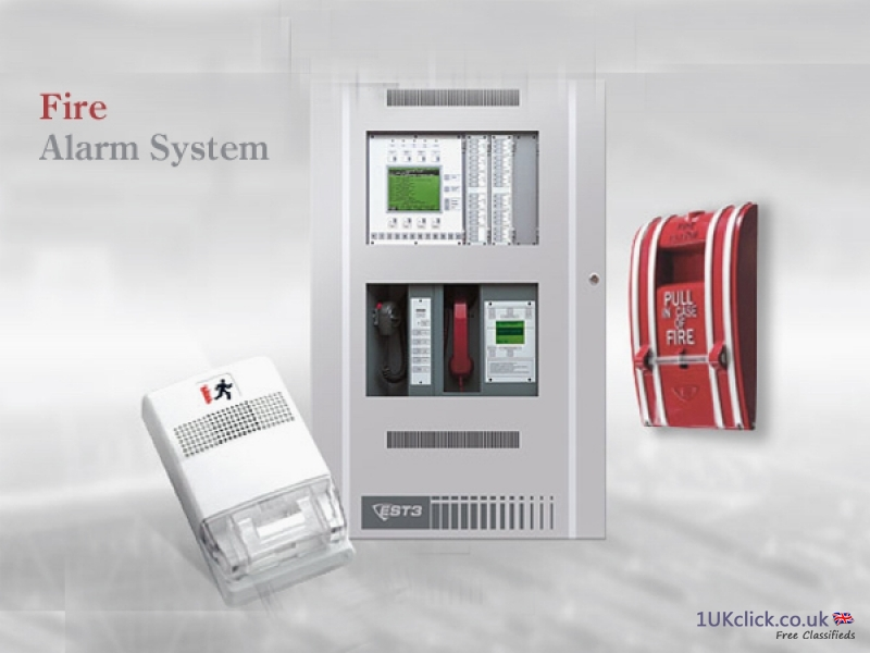 Burglar alarm systems , Security Solutions in Lond